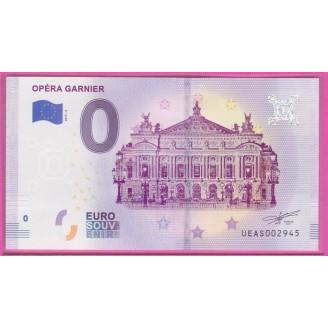 75 Opera Garnier Billet 0...