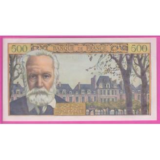 500 Francs Victor Hugo...