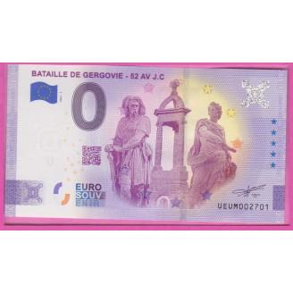 63 BATAILLE DE GERGOVIE...