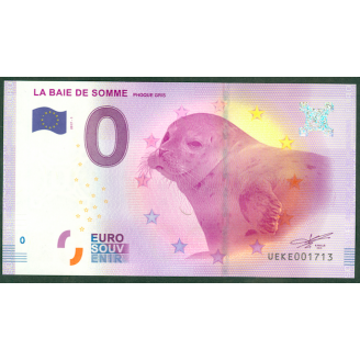 80 Billet La Baie De Somme...