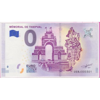 80 Memorial De Thiepval...