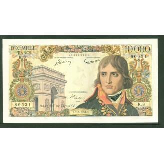 10000 Francs Bonaparte K8...