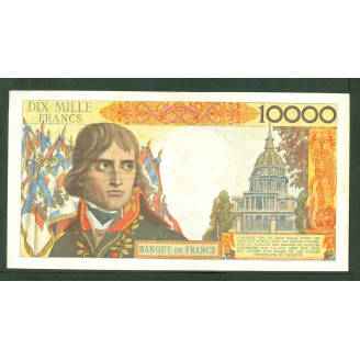 10000 Francs Bonaparte W 10...