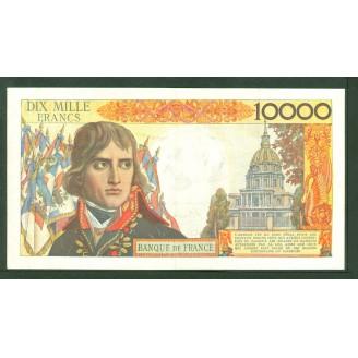 10000 Francs Bonaparte W 40...