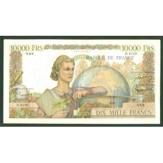 10000 Francs Etude D 8150