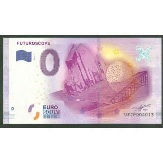 86 Futuroscope 0 Euro...