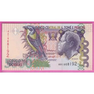 Sao Tomé Et Principe P.65a...