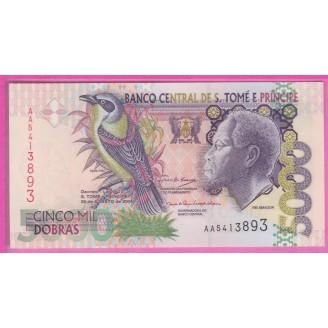 Sao Tomé Et Principe P.65c...