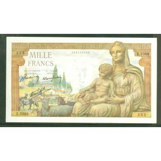 1000 Francs Demeter...