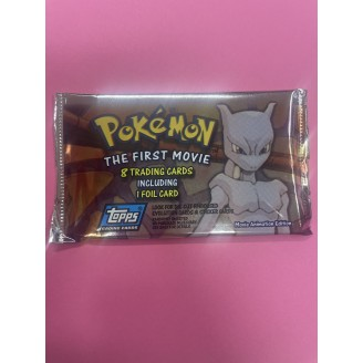 BOOSTER POKEMON THE FIRST...