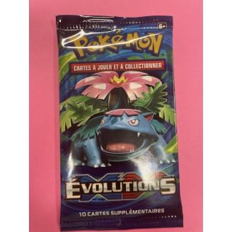 BOOSTER POKEMON EVOLUTION...