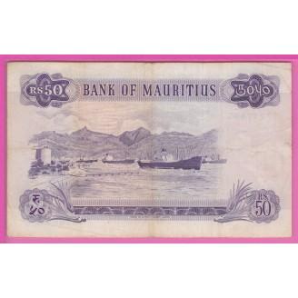 Île Maurice P.33c Etat TTB-...
