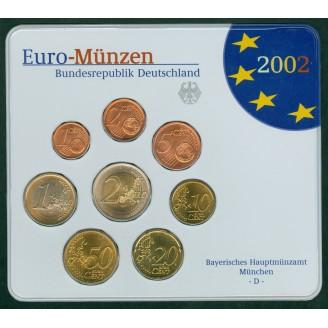 Allemagne  2002 BU LETTRE D