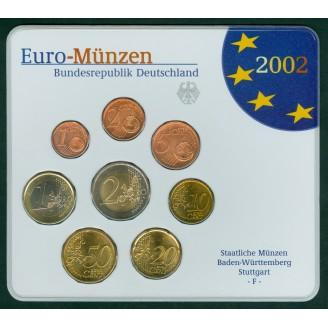Allemagne  2002  BU LETTRE  F