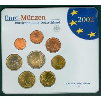 Allemagne  2002 BU LETTRE  J