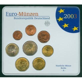 Allemagne  2003 BU LETTRE A