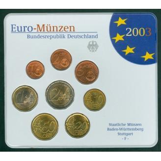 Allemagne  2003  BU LETTRE F