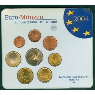 Allemagne  2004 BU LETTRE D