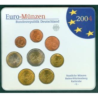 Allemagne  2004 BU LETTRE G