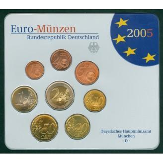 Allemagne  2005 BU LETTRE D