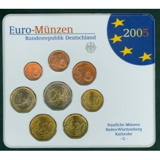 Allemagne  2005 BU LETTRE G