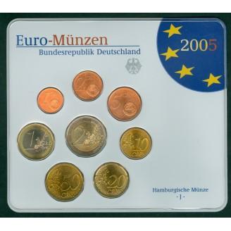 Allemagne  2005 BU LETTRE  J