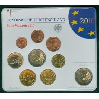 Allemagne  2010 BU LETTRE A