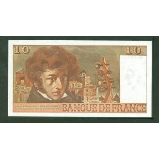 10 Francs Berlioz 2-3-1978...