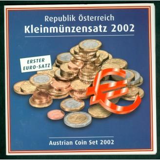Autriche BU 2002
