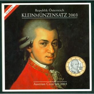 Autriche BU 2003