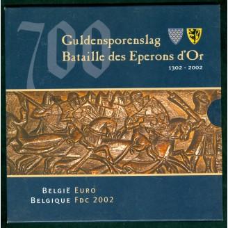 Belgique BU 2002