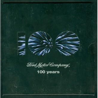 Belgique BU 2003  100 Ans