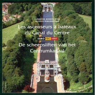 Belgique BU 2007
