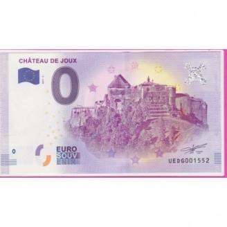 25 Chateau De Joux 0 Euro...
