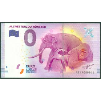 Billet Allwetterzoo Munster...