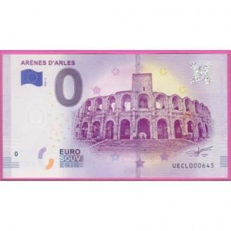 13 Arènes d'Arles Billet 0...