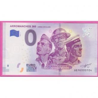 14 Arromanches 360 Billet 0...
