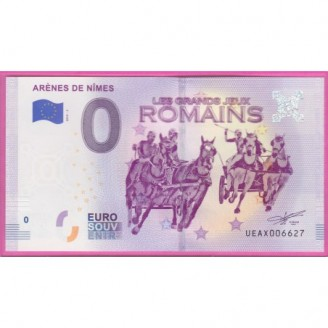 29 Arènes de Nîmes Billet 0...
