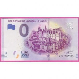 37 Cité Royale de Loches le...