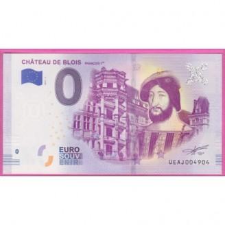 41 Château de Blois...