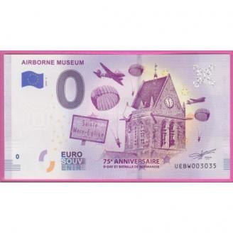 50 Airbonne Museum Billet 0...