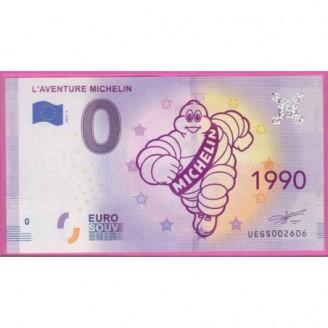 63 L'aventure Michelin 1990...