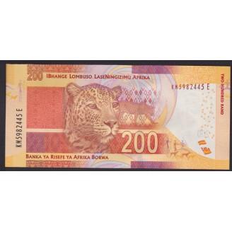 Afrique Du Sud 200 Rand...