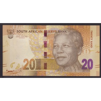 Afrique Du Sud 20 Rand P134...