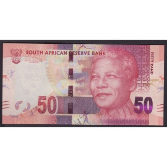 Afrique Du Sud 50 Rand...