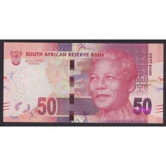 Afrique Du Sud 50 Rand P135...