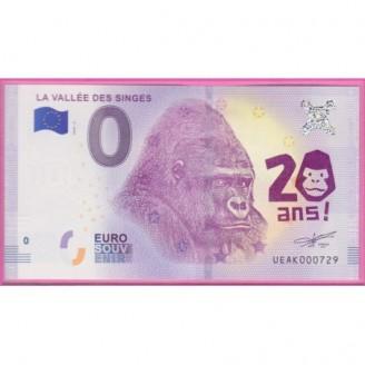 86 La Vallée des singes 20...