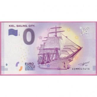 Allemagne Kiel Sailing City...