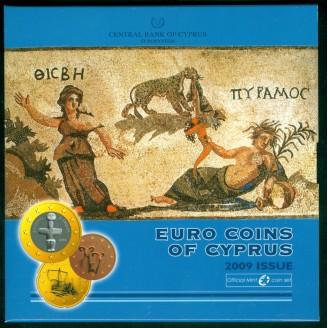 Chypre BU 2009
