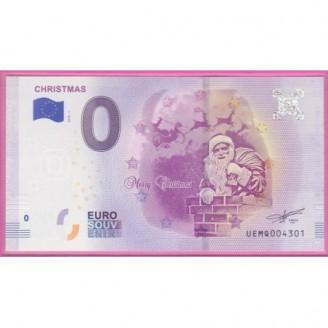 France Christmas Billet 0...